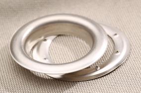 Oeillets 40mm nickel poli - Achetez-le en ligne sur Laloux Stores !