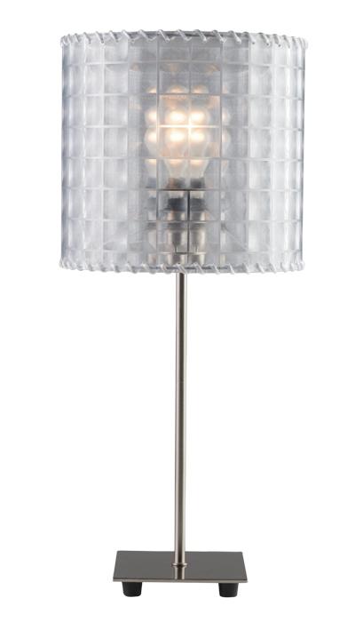 Lampe de table décorative design «Piège de crystal» - Achetez-le en ligne sur Laloux Stores !