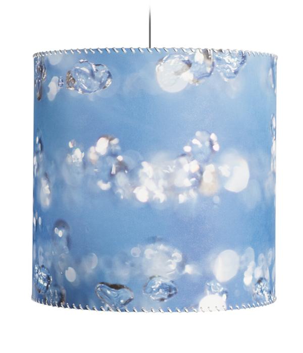 Abat-jour Suspension décorative «Gouttes d'eau» - Achetez-le en ligne sur Laloux Stores !