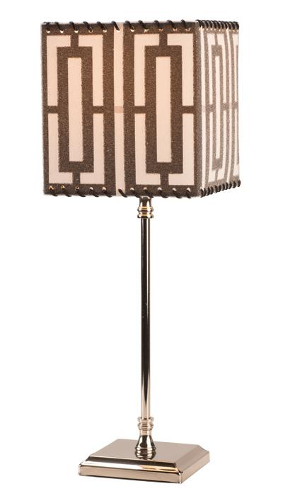 Lampe de table décorative contemporaine «Gatsby». - Achetez-le en ligne sur Laloux Stores !